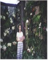 Me! (* - *)  at Longwood Garden in << PA >> (summer *97)